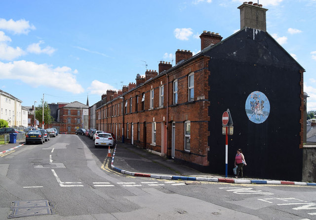 Kennedy Street, Derry / Londonderry