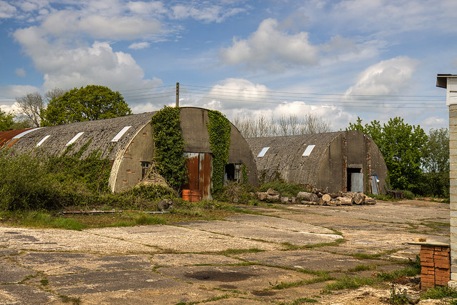 RAF Upottery (Smeatharpe): a tour of a WW2 airfield - Main Stores (6)