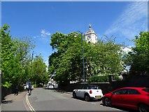 SO9496 : Church Scene by Gordon Griffiths