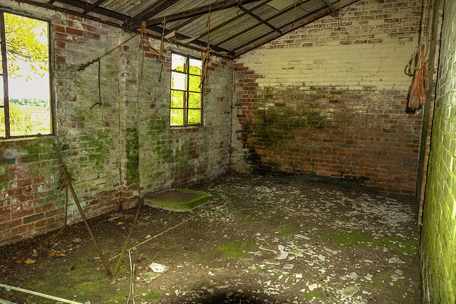 RAF Upottery (Smeatharpe): a tour of a WW2 airfield - Flight Office (9)