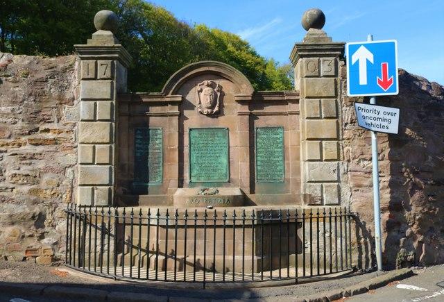 War Memorial, West Wemyss