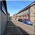 SZ4989 : Newport: on Crocker Street by John Sutton