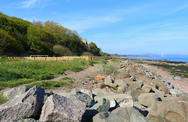 Foreshore at West Wemyss