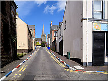 C4316 : Wapping Lane, Derry / Londonderry by Kenneth  Allen