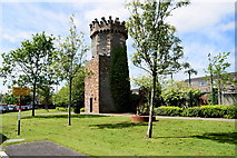 C4316 : Jail Tower, Derry / Londonderry by Kenneth  Allen