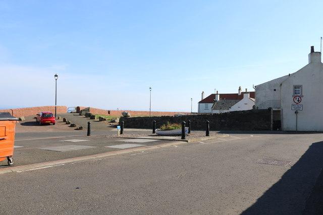 Car park, West Wemyss