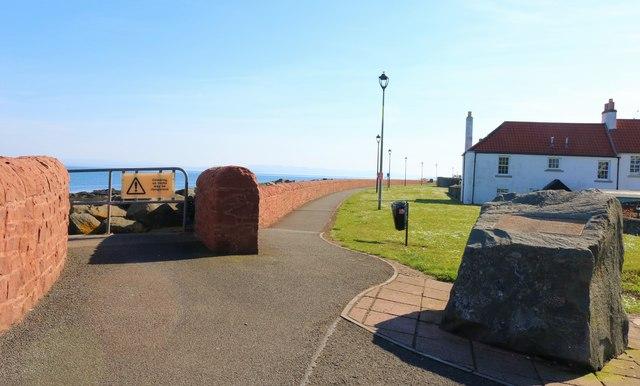 Fife Coastal Path, West Wemyss