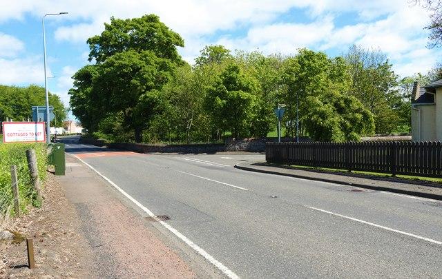 Road to West Wemyss