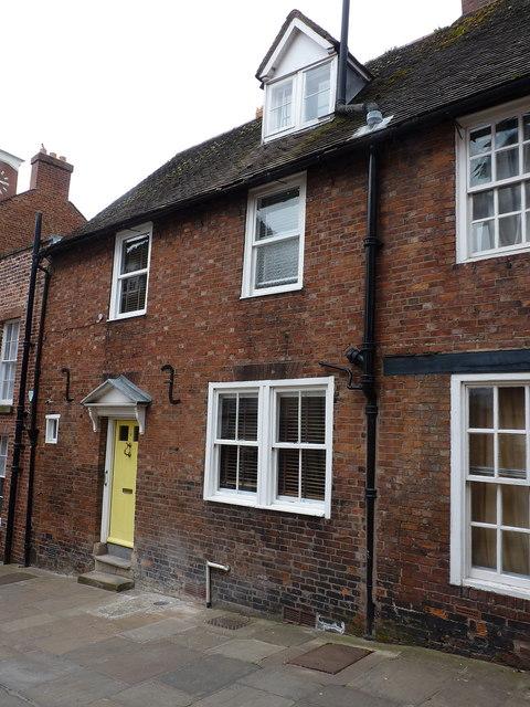 9 Claremont Hill, Shrewsbury