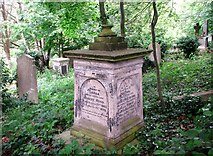 TG2408 : The monument of Robert Hood by Evelyn Simak