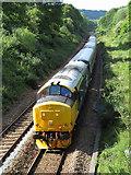 ST1882 : Class 37 near Llanishen by Gareth James