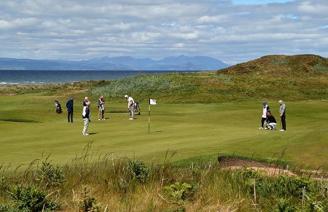 Trump Turnberry Ailsa Golf Course