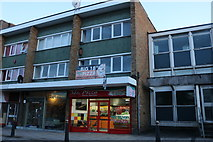 TL0122 : Mr Pizza on High Street North, Dunstable by David Howard