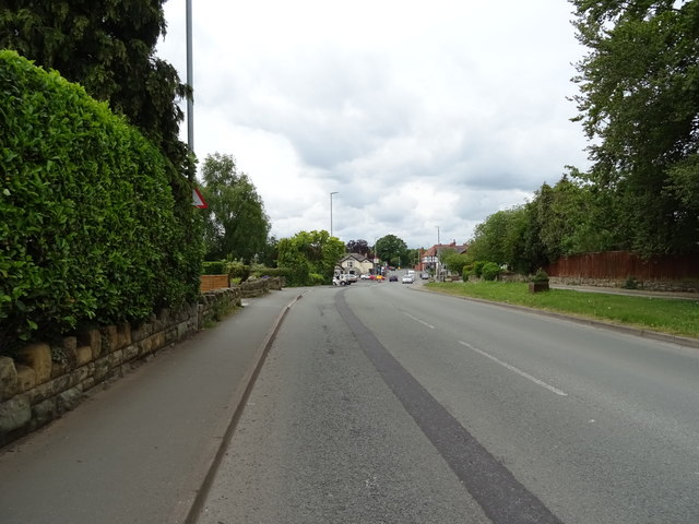 Chester Road, Gresford