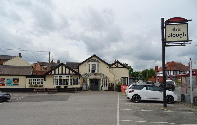 The Plough, Gresford