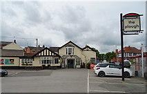 SJ3554 : The Plough, Gresford by JThomas