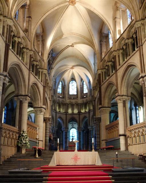 Canterbury Cathedral, Interior