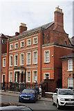 SO5139 : Wargrave House, St Owen's Street, Hereford by Andrew Abbott