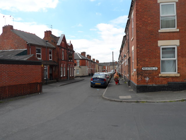 Junction Industrial Street and Society Place