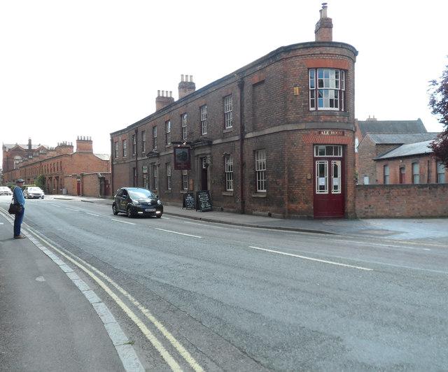 The Brunswick Inn, Railway Terrace, Derby