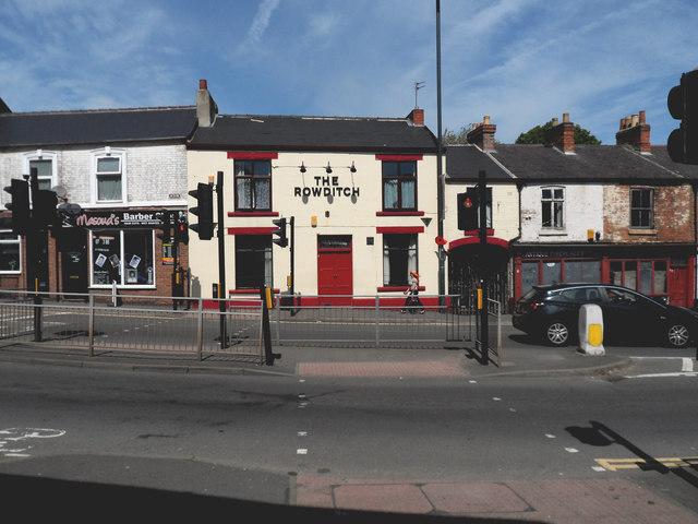 The Rowditch Inn, Derby
