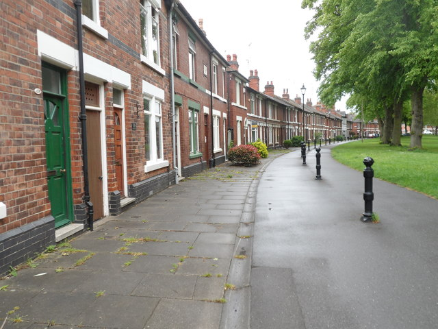 Chester Green Road, Derby