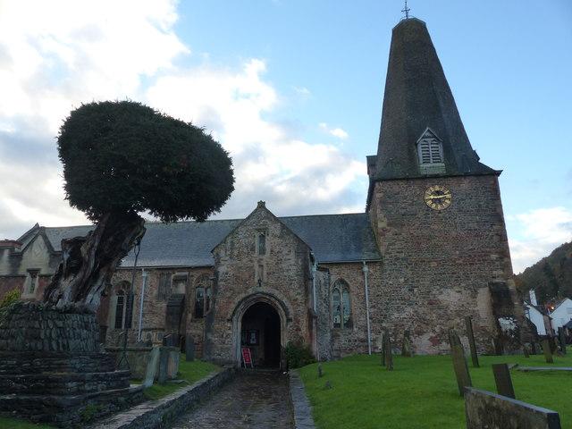 Church of St Dubricius, Porlock