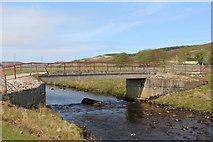 NC9048 : Bridge across the Halladale River, Forsinain by Chris Heaton