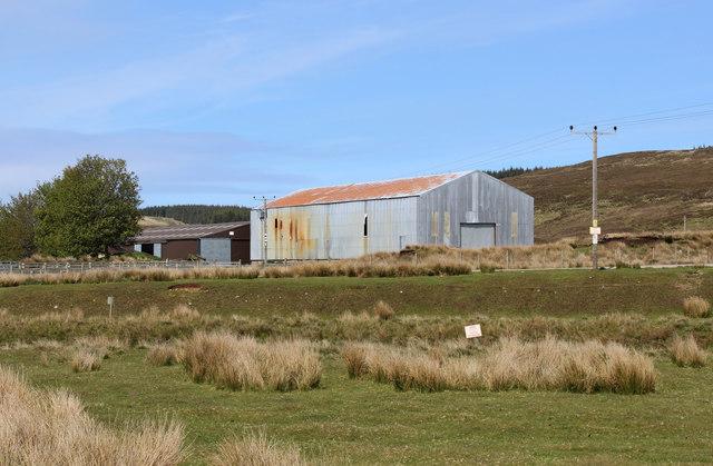Large Corrugated Structure, Forsinain