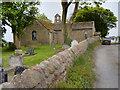 SD4457 : The Parish Church of St Helen, Overton by David Dixon