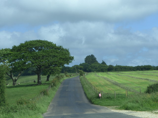 Droxford Road, on Chidden Down