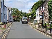 SD4161 : Main Street, Heysham Village by David Dixon