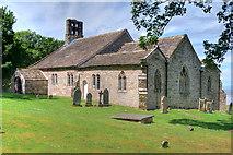 SD4161 : Heysham, St Peter's Church by David Dixon