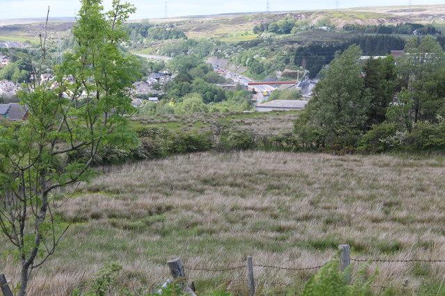 Pasture south of B4248, Brynmawr