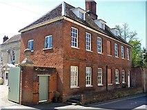 TL5646 : Linton houses [1] by Michael Dibb