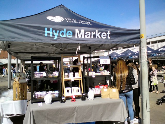 Hyde Artisan Market