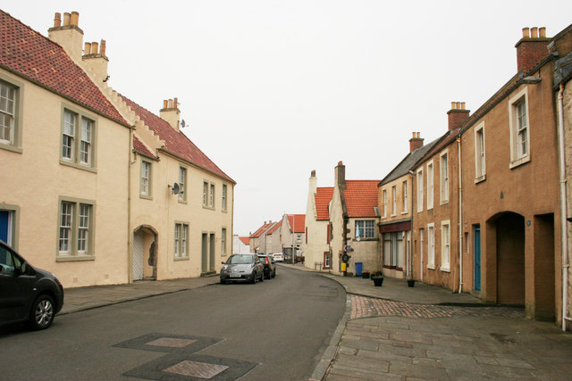 Main Street, West Wemyss