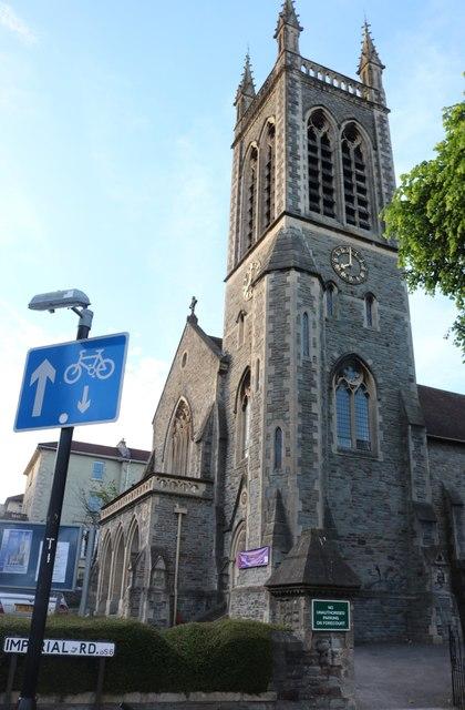 Tyndale Church, Woolcott Park