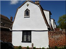 TL5646 : Linton houses [5] by Michael Dibb