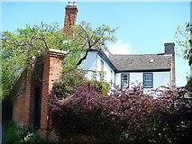 TL5646 : Linton houses [8] by Michael Dibb