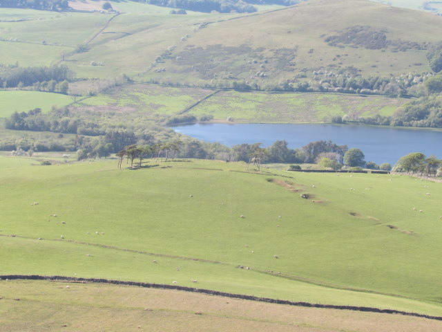 Castle How, Over Water & Latrigg