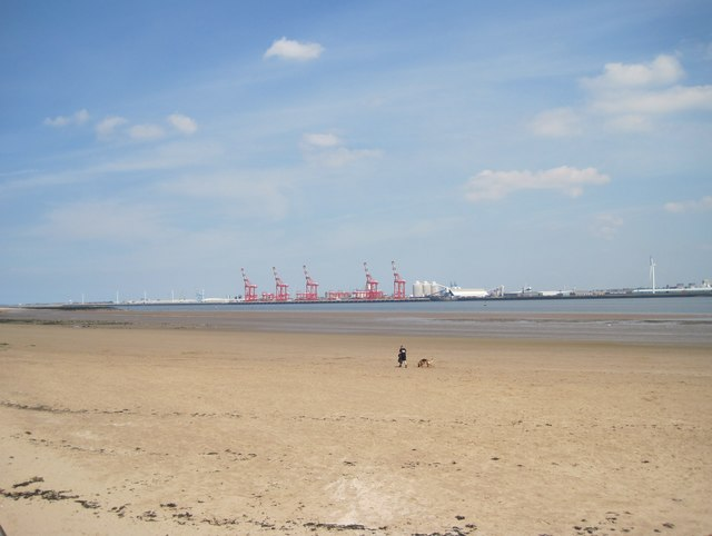 The Beach at Egremont