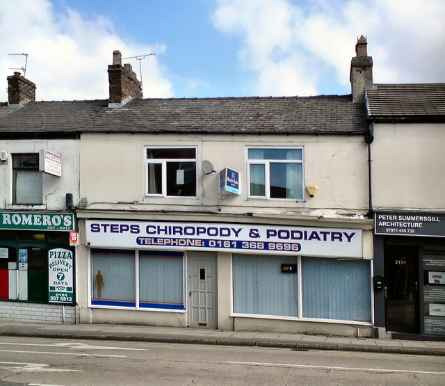Steps Chiropody & Podiatry