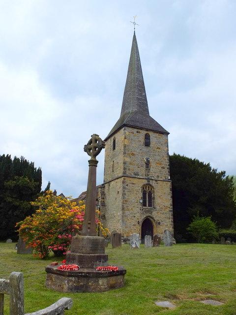 St Peter's Church, Hever