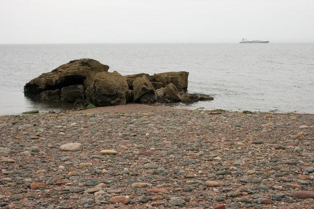 Rocks near Blair Point