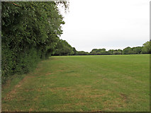 TQ7190 : Sports Field nr Fryerns, Basildon by Roger Jones