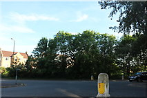 ST5870 : Roundabout on St John's Lane, Bedminster by David Howard