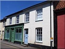 TL5646 : Linton houses [23] by Michael Dibb