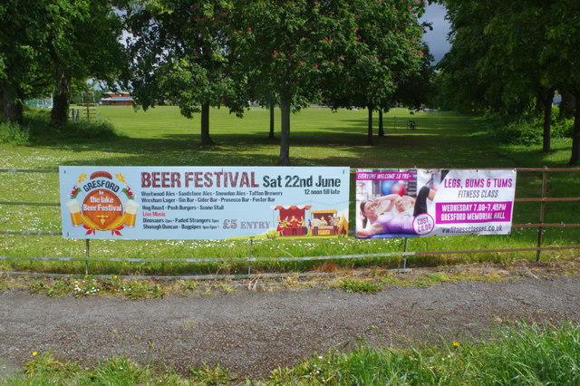Gresford Banners