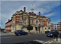 TQ2775 : Battersea Arts Centre on Lavender Hill by Neil Theasby